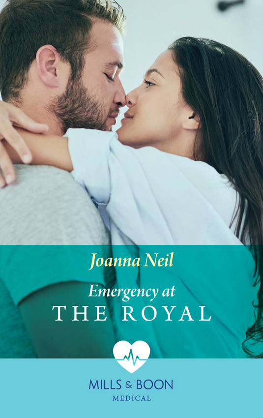 Joanna Neil Emergency at the Royal her royal spyness