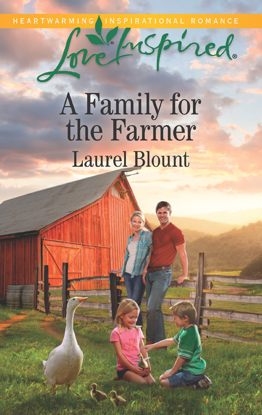 Laurel Blount A Family For The Farmer preserving the family farm