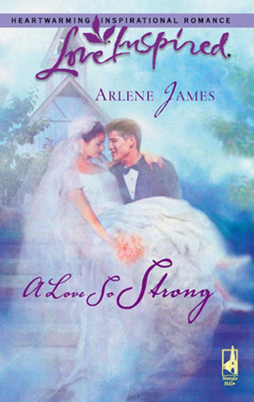 Arlene James A Love So Strong цена