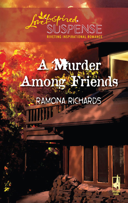 Ramona Richards A Murder Among Friends a spy among friends