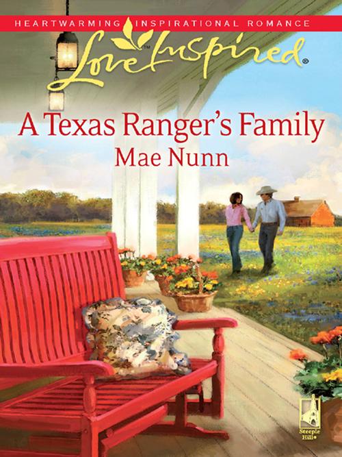 Mae Nunn A Texas Ranger's Family judy christenberry a texas family reunion
