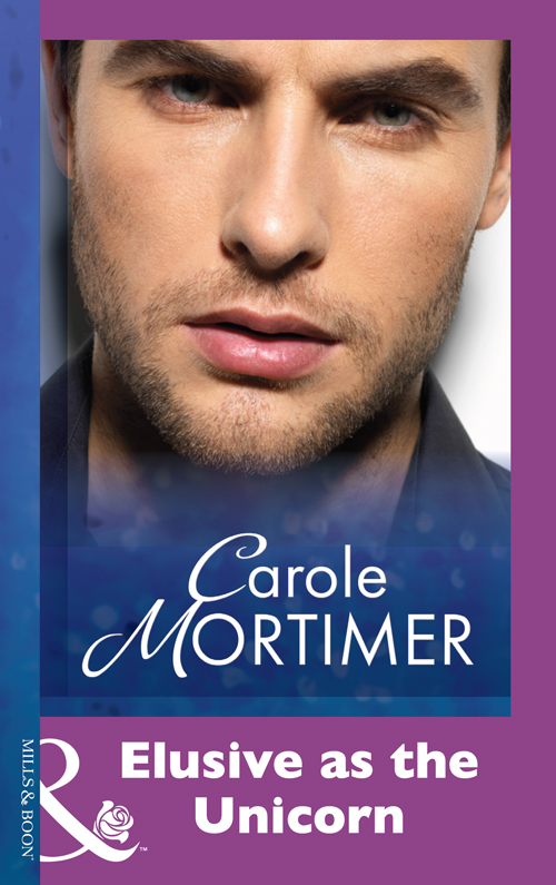 Carole Mortimer Elusive As The Unicorn carole mortimer the yuletide engagement