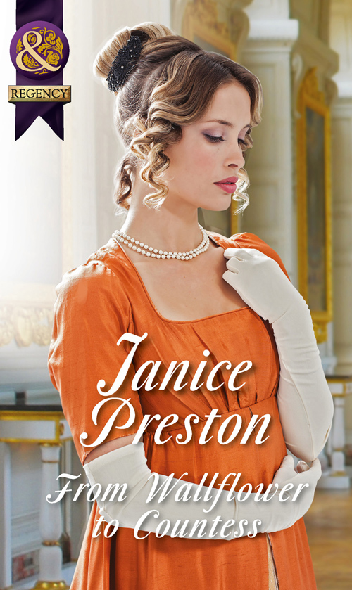 Janice Preston From Wallflower to Countess все цены