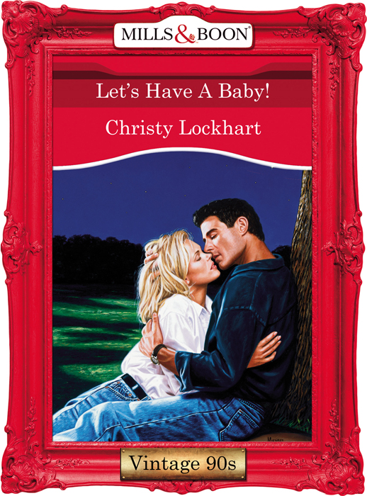 Christy Lockhart Let's Have A Baby! when jessie came across the sea