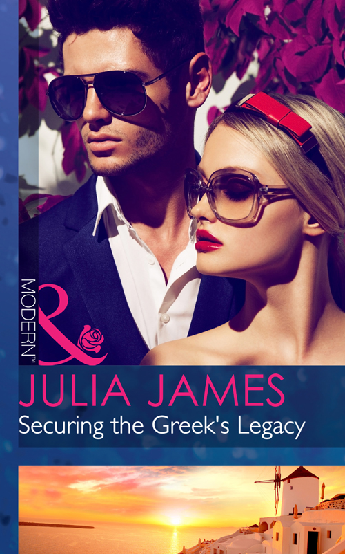 Julia James Securing the Greek's Legacy rubens and his legacy