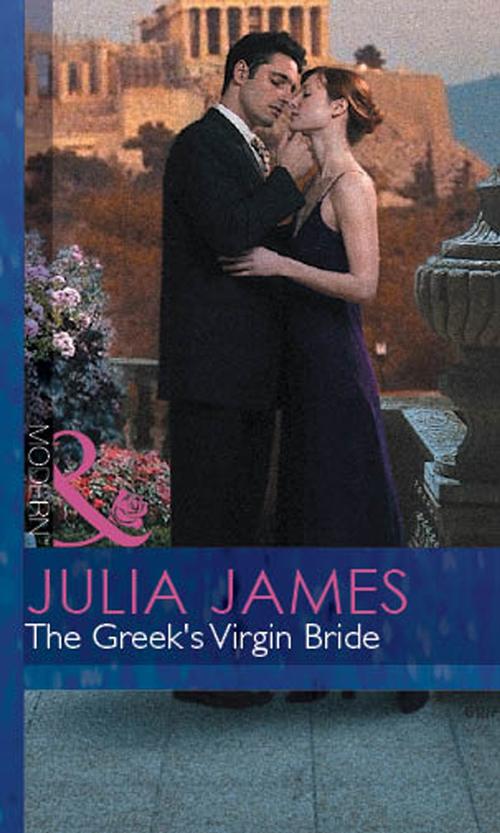 Julia James The Greek's Virgin Bride susan fox bride of convenience