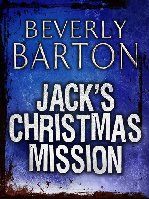 BEVERLY BARTON Jack's Christmas Mission 50pcs lot stp6a60