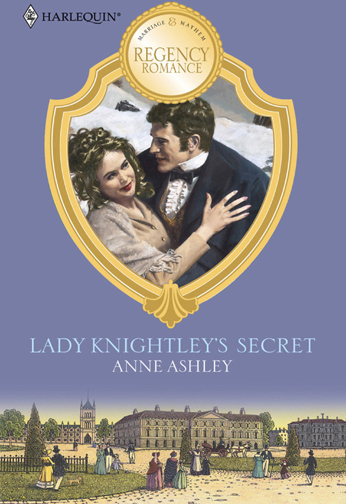 ANNE ASHLEY Lady Knightley's Secret elizabeth blackwell the letter