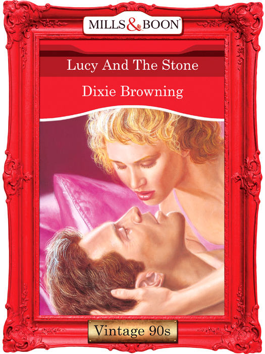 Dixie Browning Lucy And The Stone valentino garavani рюкзаки и сумки на пояс