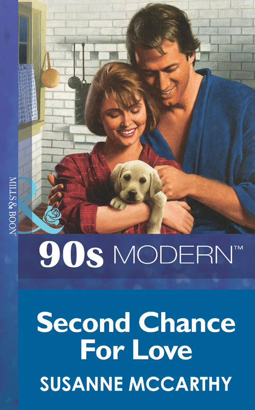 SUSANNE MCCARTHY Second Chance For Love no second chance
