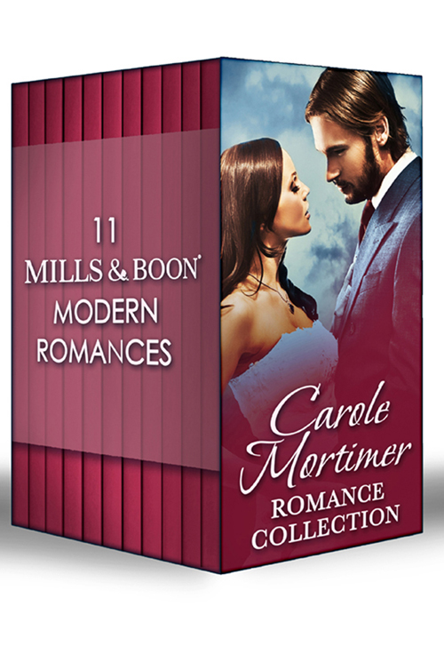 Carole Mortimer Carole Mortimer Romance Collection