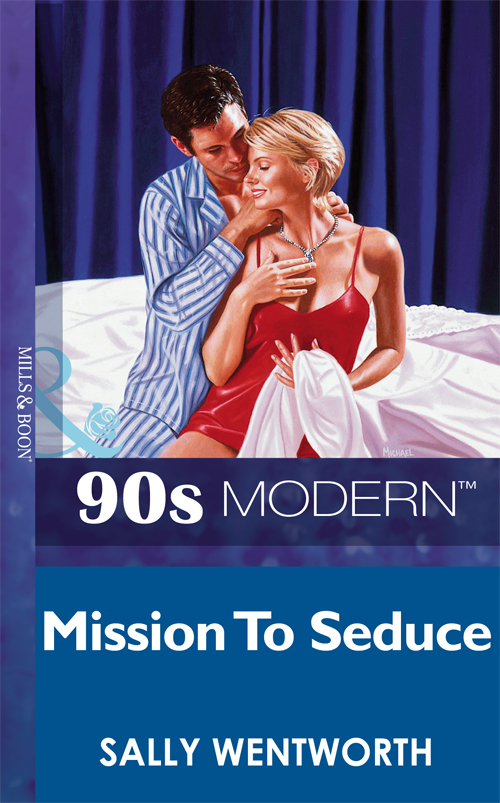 Sally Wentworth Mission To Seduce