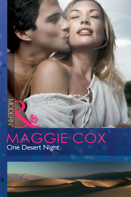 Maggie Cox One Desert Night александра треффер полигон зла фантастическая повесть
