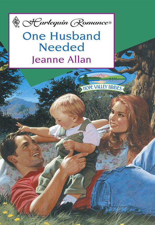 Jeanne Allan One Husband Needed