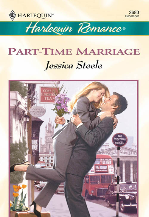 Jessica Steele Part-time Marriage