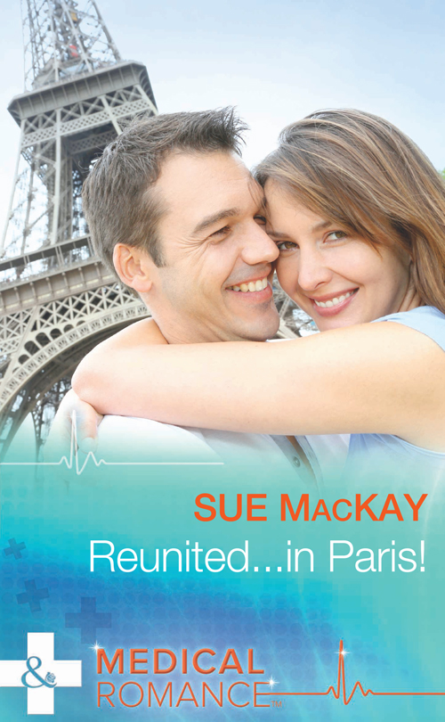 Sue MacKay Reunited...in Paris! a small city in france paper