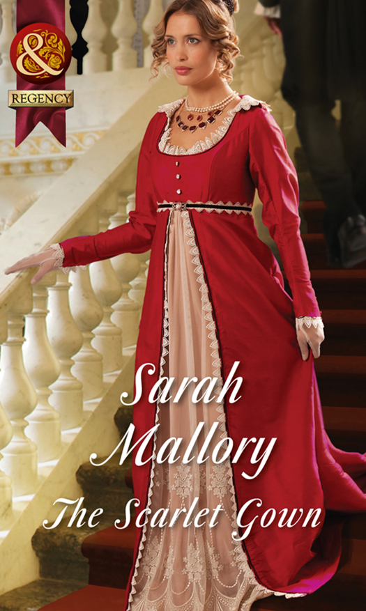 Sarah Mallory The Scarlet Gown lucy gordon his pretend wife