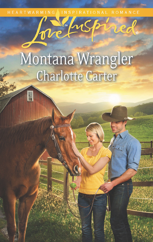 Charlotte Carter Montana Wrangler laurie paige the baby pursuit
