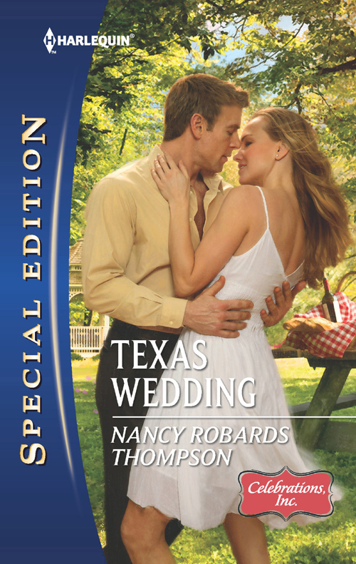 Nancy Thompson Robards Texas Wedding
