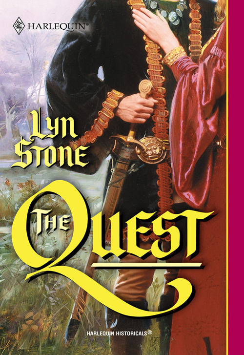 Lyn Stone The Quest her royal spyness