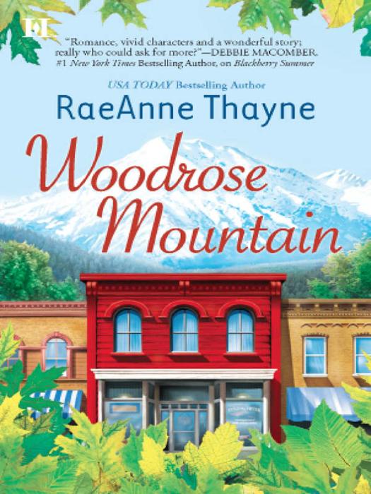 RaeAnne Thayne Woodrose Mountain username evie
