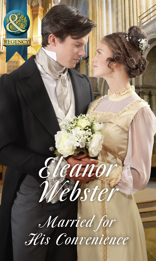 Eleanor Webster Married For His Convenience