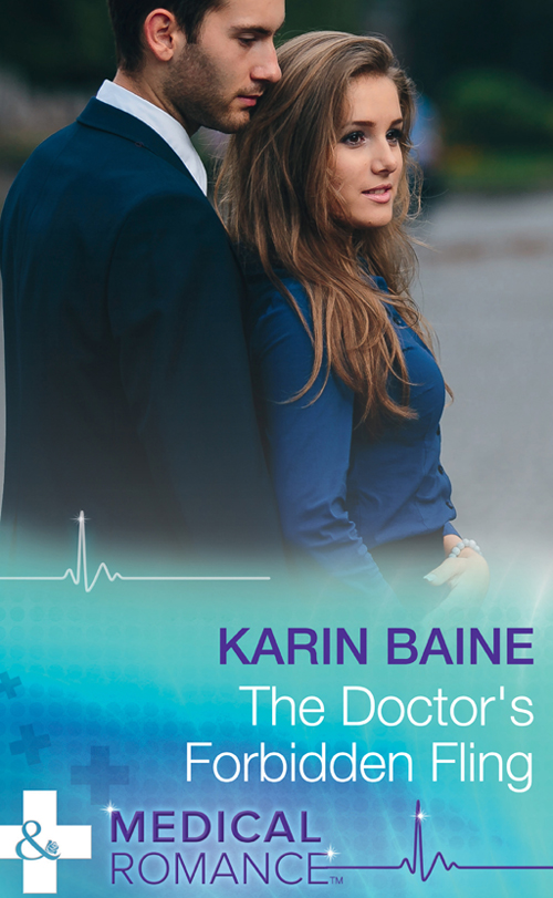 Karin Baine The Doctor's Forbidden Fling nate the great and the monster mess