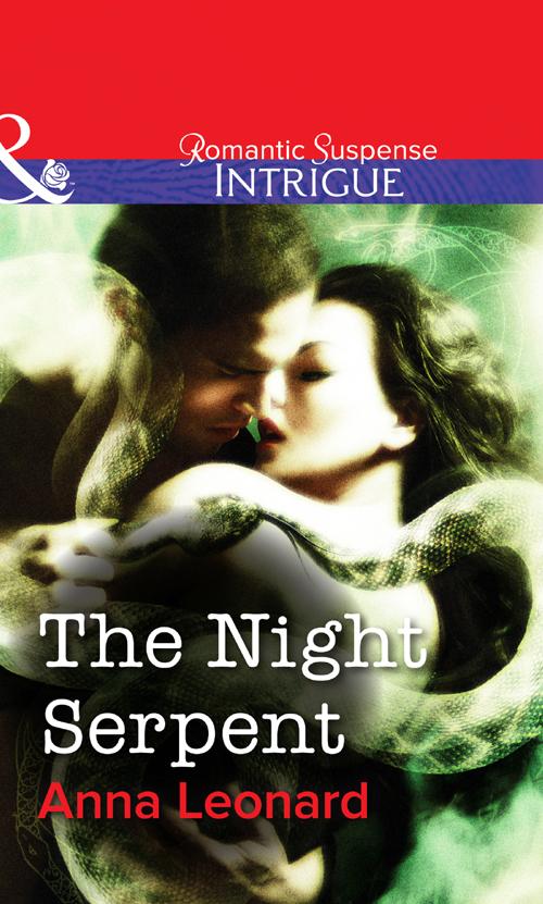 Anna Leonard The Night Serpent