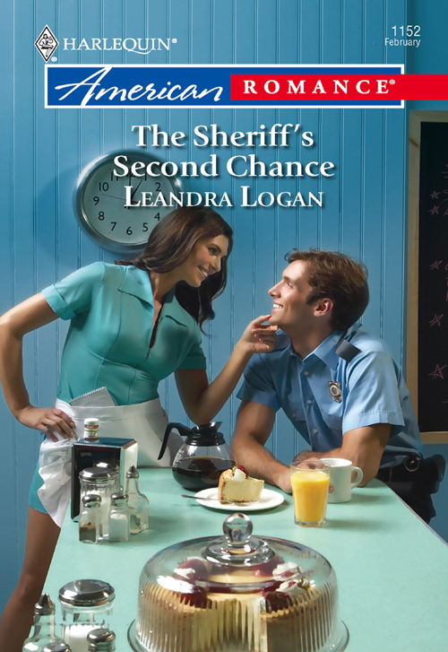 Leandra Logan The Sheriff's Second Chance no second chance