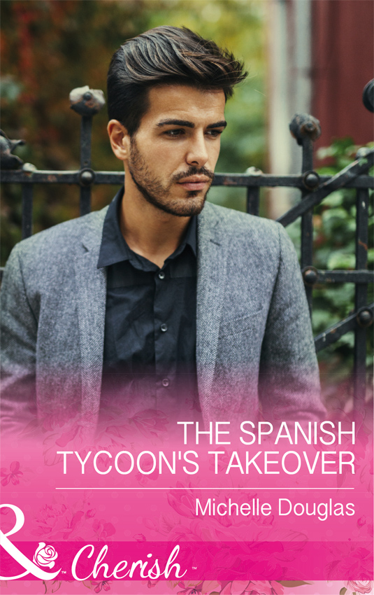 Мишель Дуглас The Spanish Tycoon's Takeover boutique 7 hotel