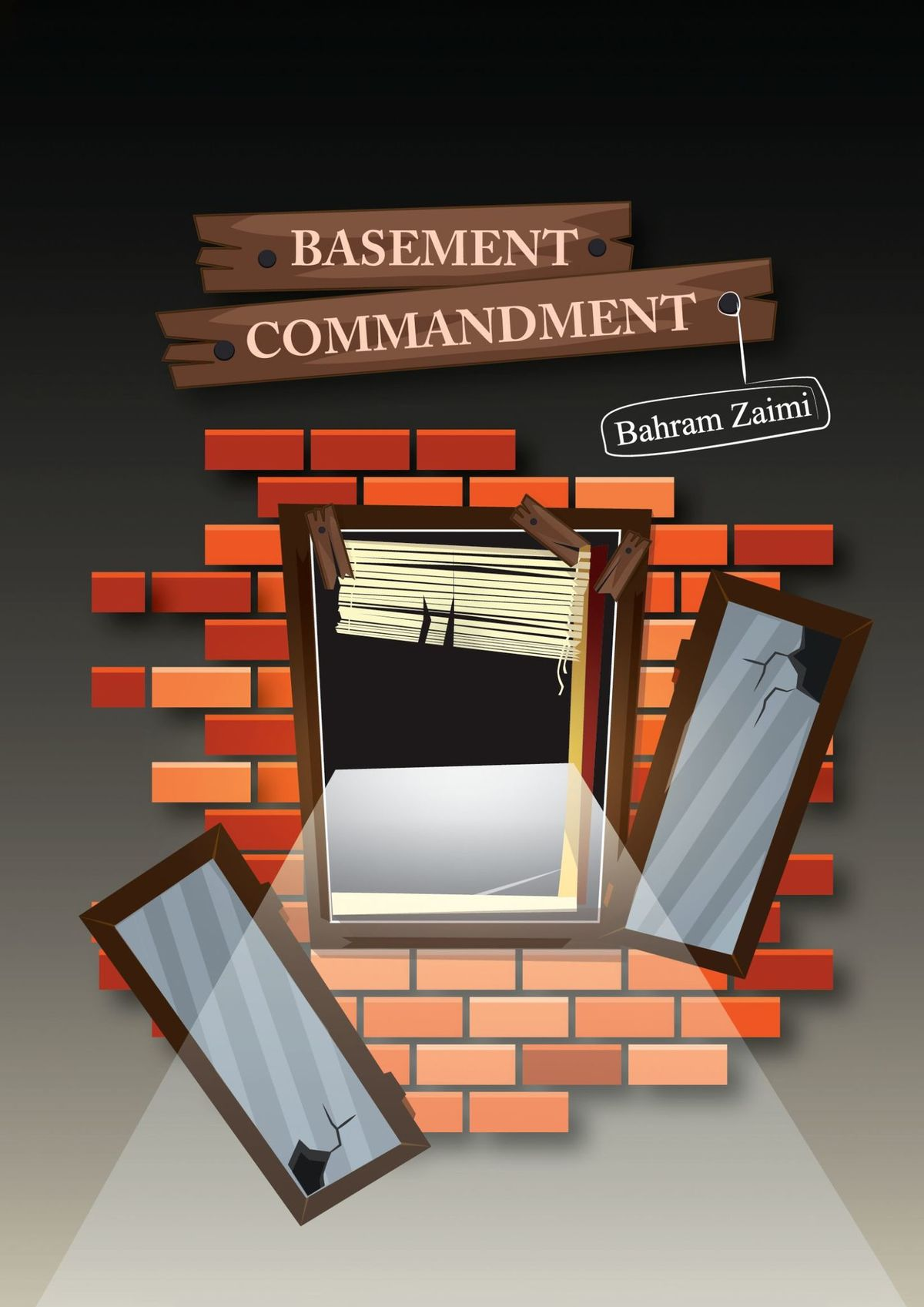 Bahram Zaimi BASEMENT COMMANDMENT. Edited by Rowan Silva pia padukone the faces of strangers