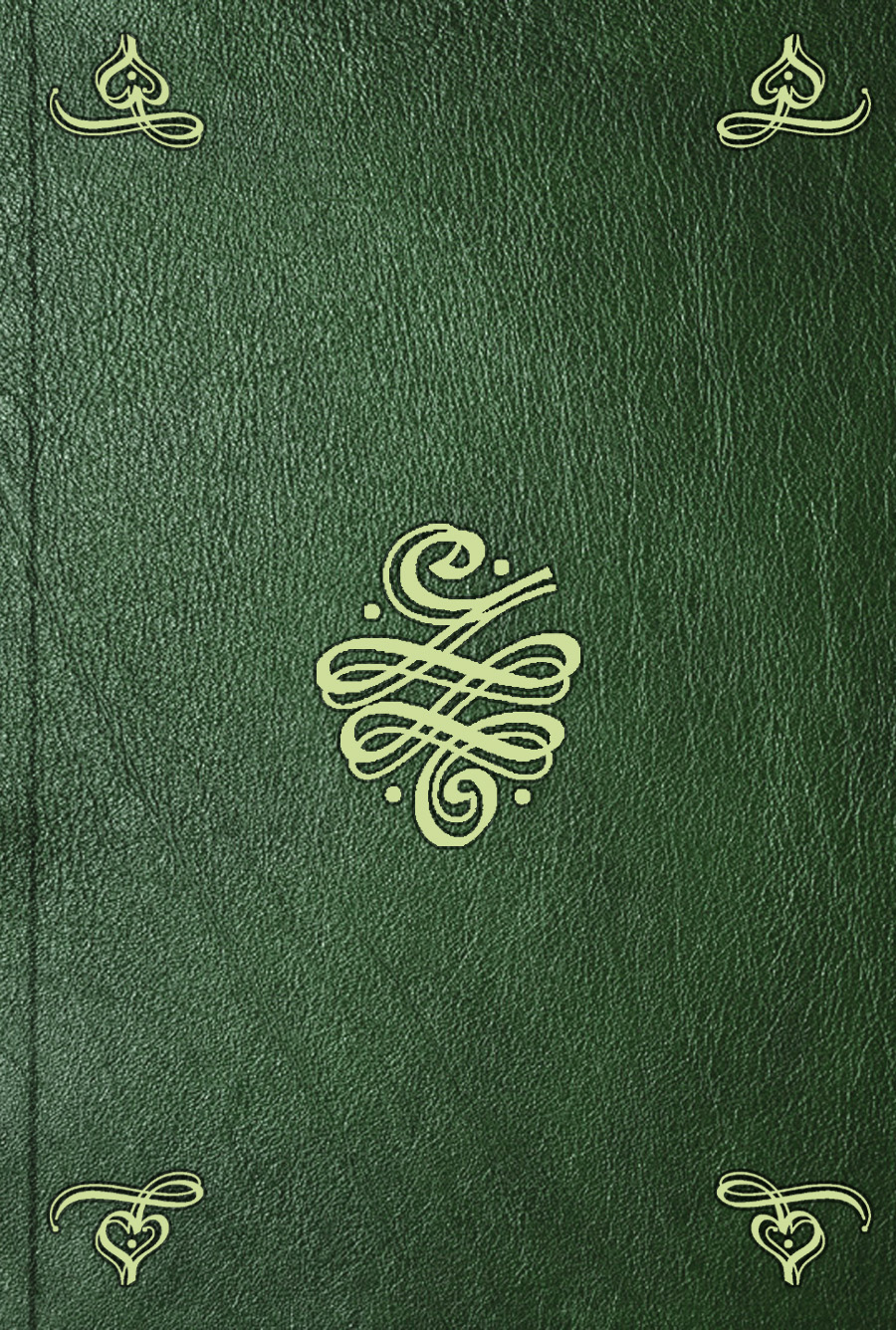 Отсутствует Lettres Champenoises. T. 2. (No. 18)