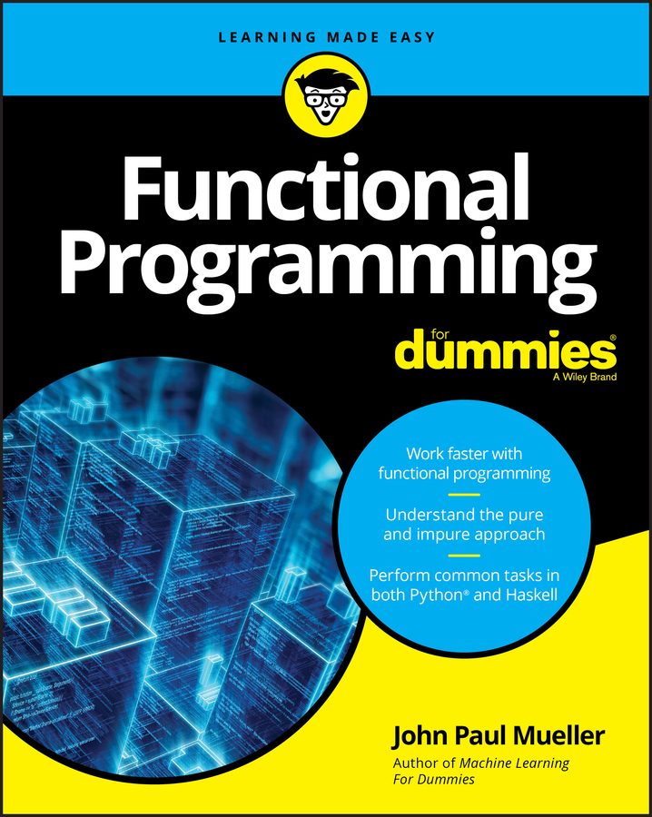 John Mueller Paul Functional Programming For Dummies burkhard a meier python gui programming cookbook