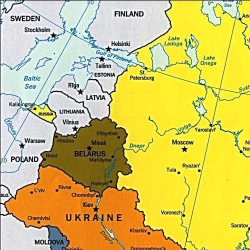 Александр Гущин Украинский кризис в контексте отношений России и Запада