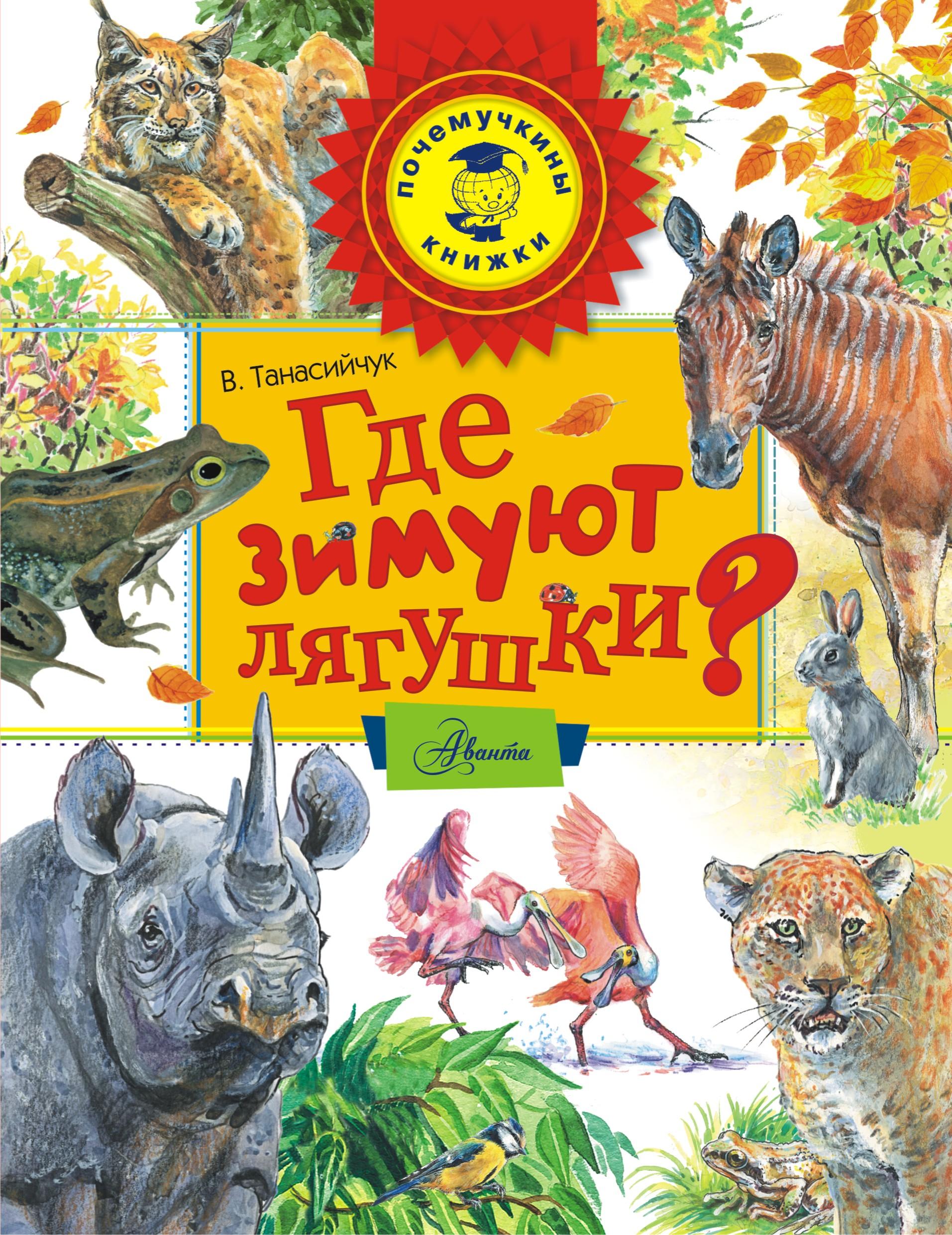 Виталий Танасийчук. Где зимуют лягушки?