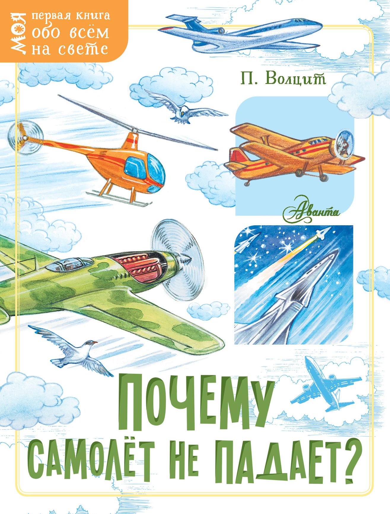 П. М. Волцит Почему самолёт не падает?