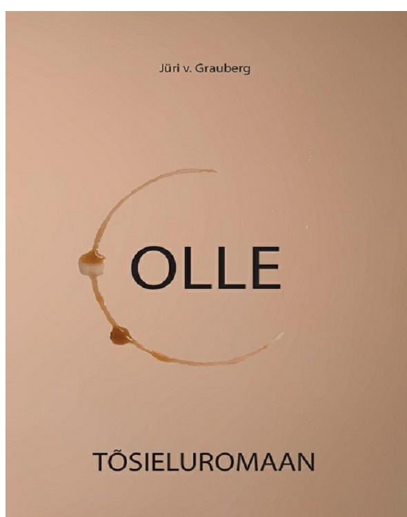 Jüri V. Grauberg Olle jüri v grauberg aegu ammuseid isbn 9789949815227