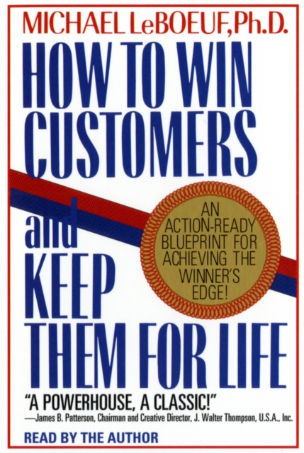 Michael Leboeuf How To Win Customers And Keep Them For Life brandt flip charts how to draw them