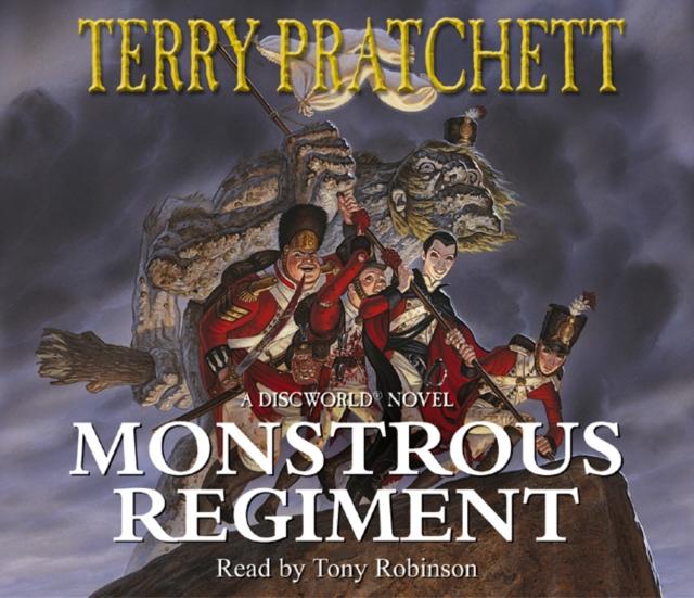 Terry Pratchett Monstrous Regiment цена