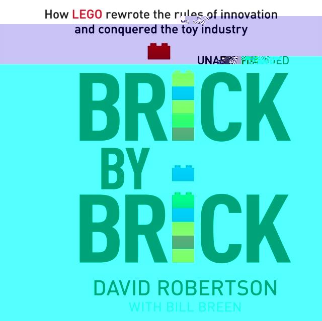 Фото - David Robertson Brick by Brick brick