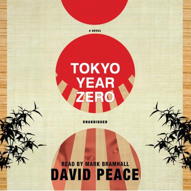 David Peace Tokyo Year Zero