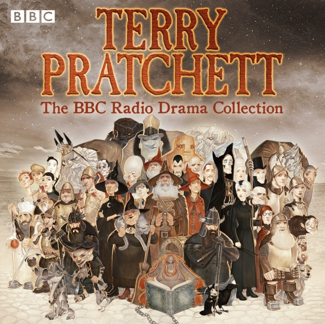 Terry Pratchett: The BBC Radio Drama Collection