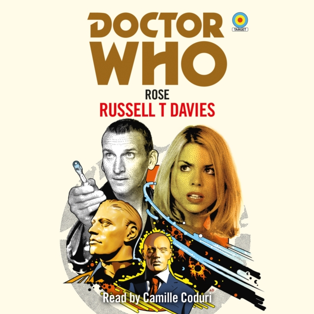 Russell T Davies Doctor Who: Rose russell gary doctor who beautiful chaos