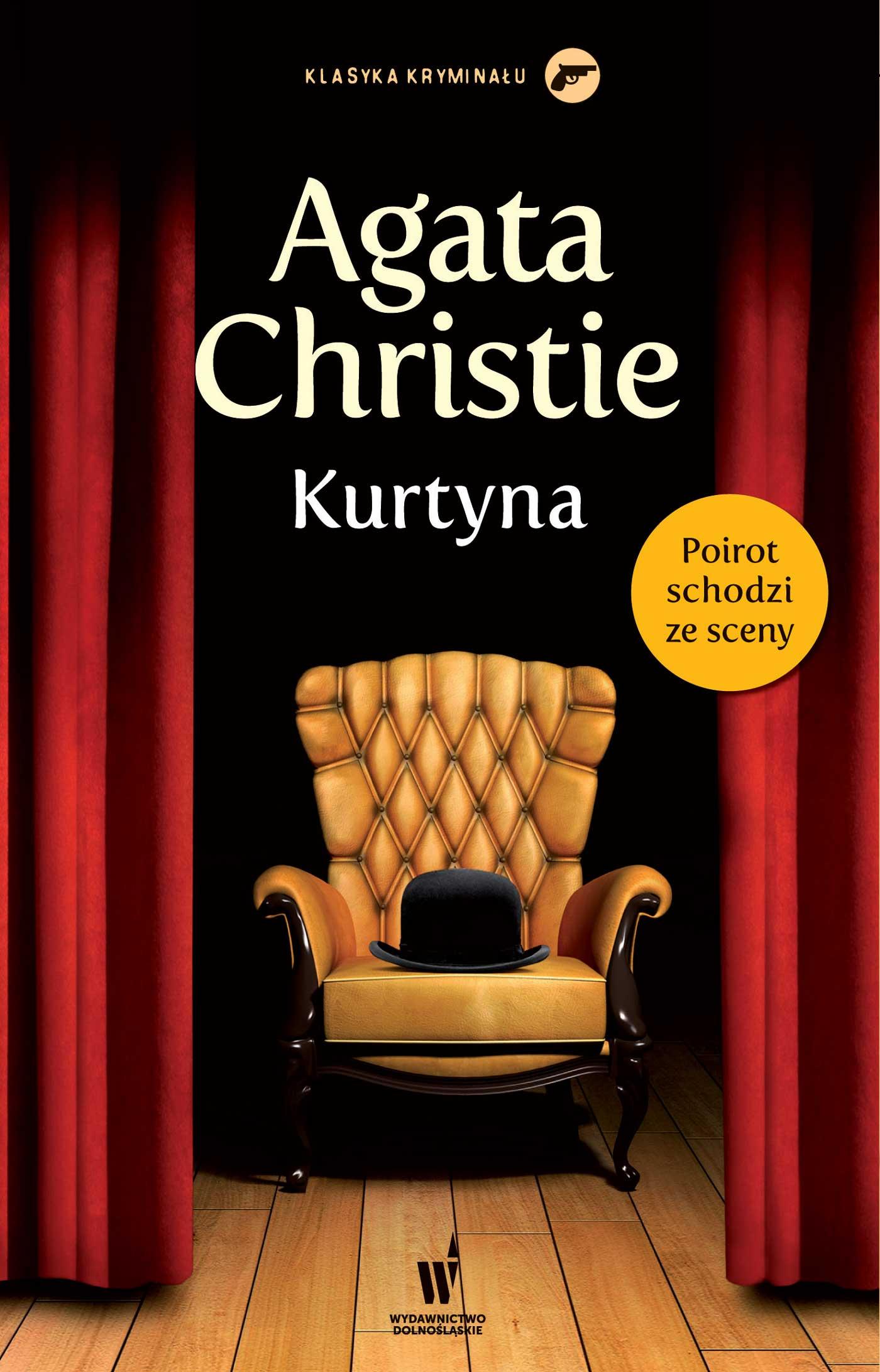 Agata Christie Kurtyna цены