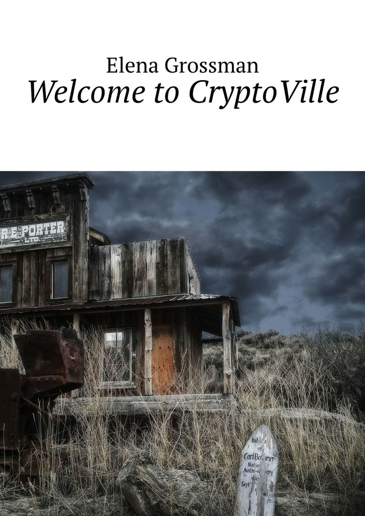 Elena Grossman Welcome to CryptoVille city of friends – a portrait of the gay