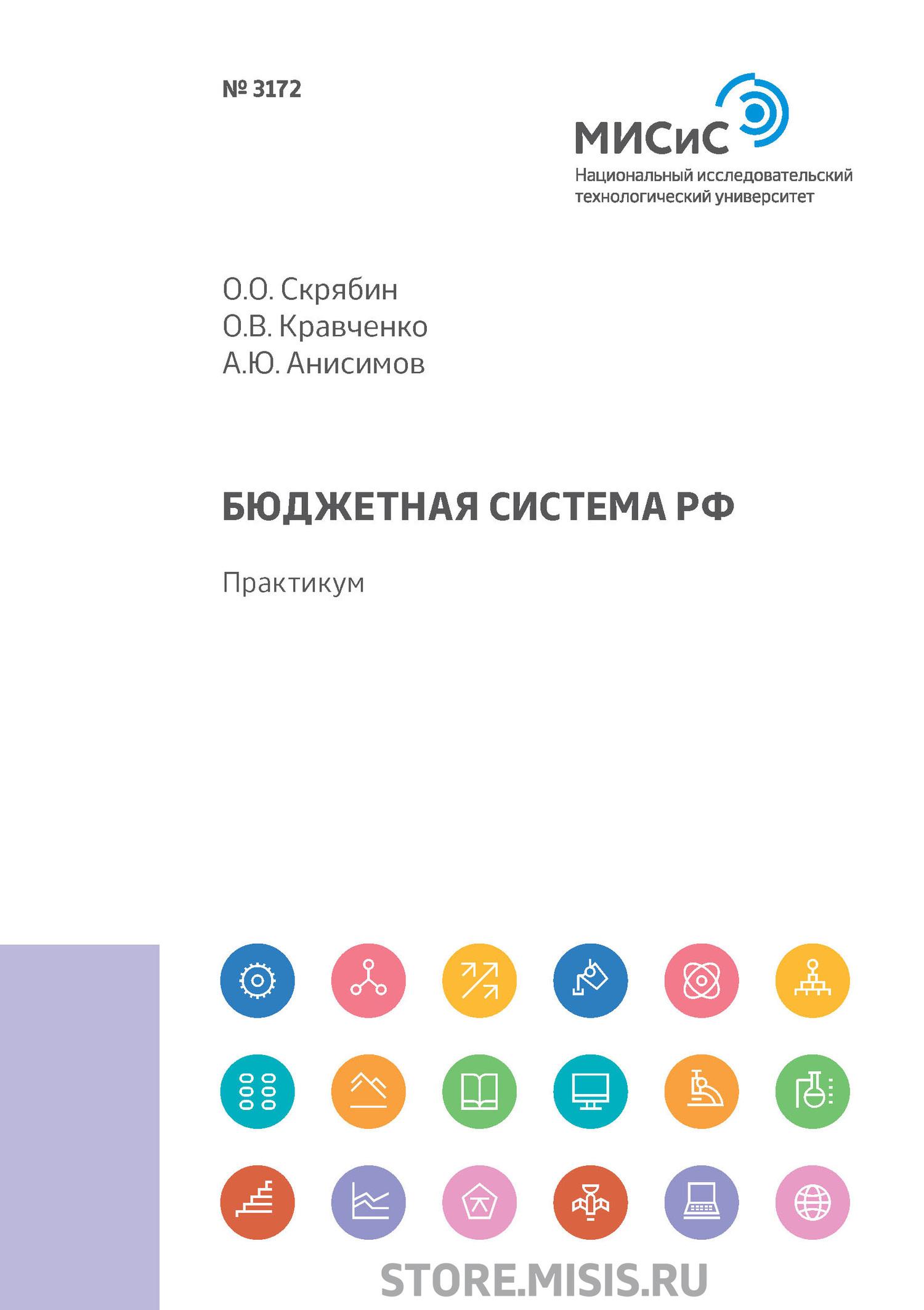 О. О. Скрябин Бюджетная система РФ