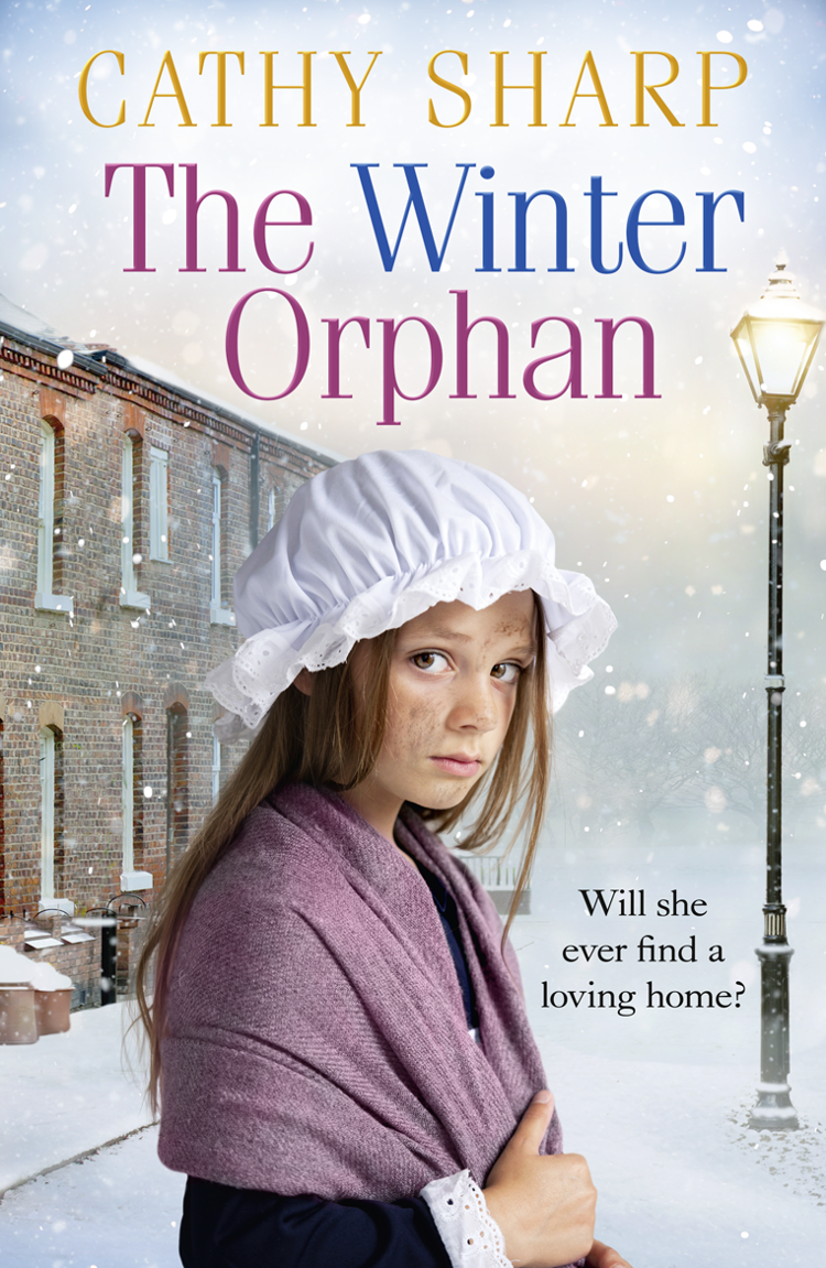 Cathy Sharp The Winter Orphan the daring escape of the misfit menagerie