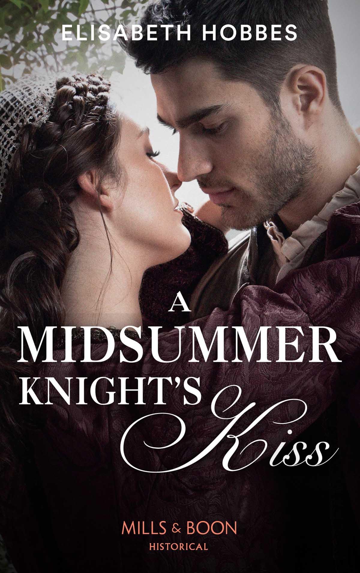 Elisabeth Hobbes A Midsummer Knight's Kiss archie meets kiss