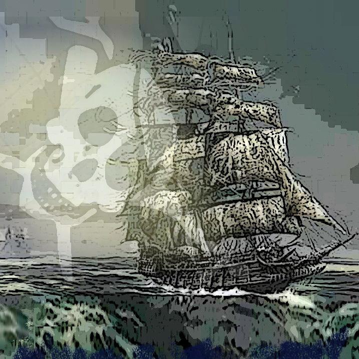 Вильгельм Гауф Корабль привидений. Аудиоспектакль
