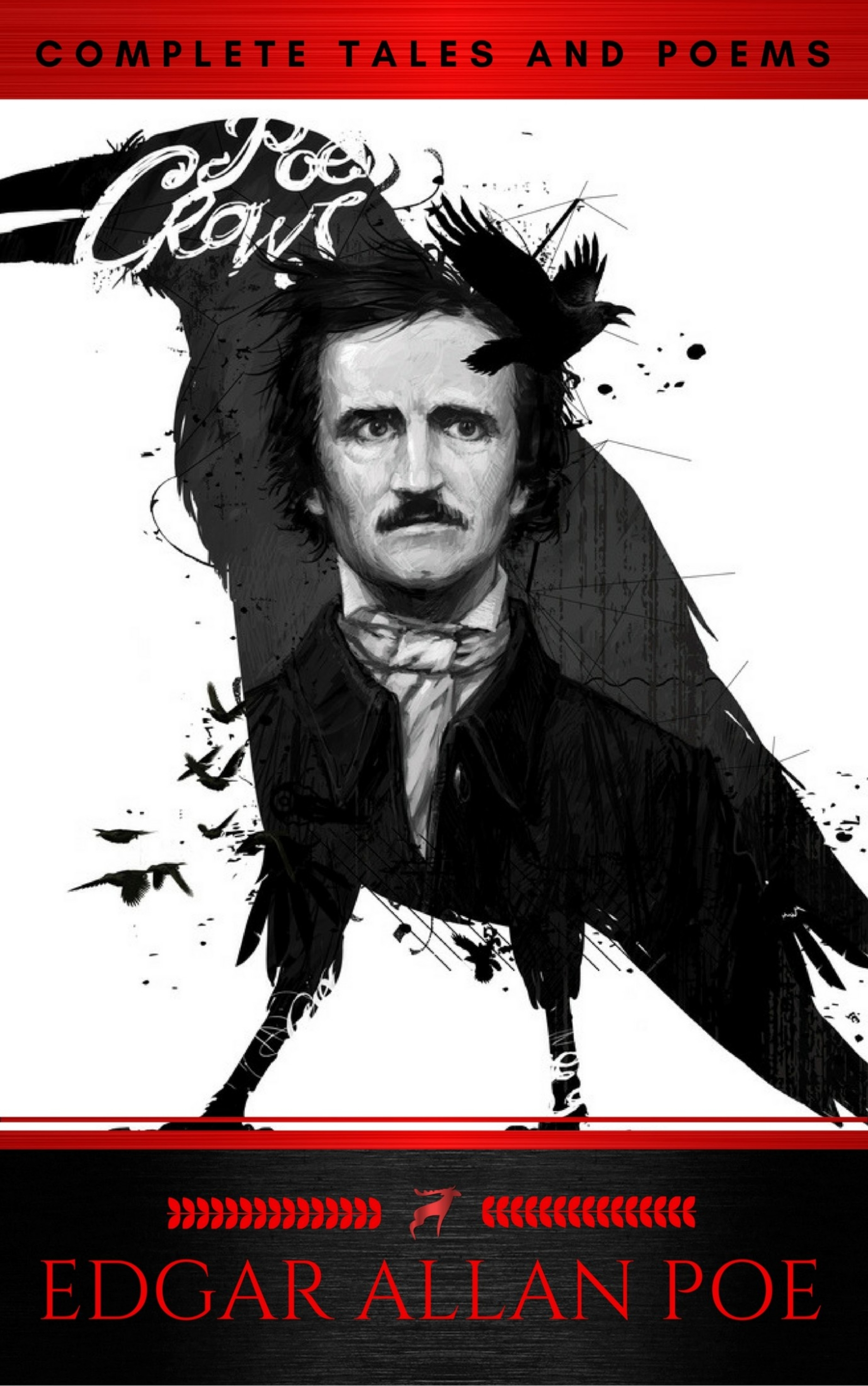 Эдгар Аллан По The Collected Works of Edgar Allan Poe: A Complete Collection of Poems and Tales футболка поло la redoute из трикотажа пике xl серый